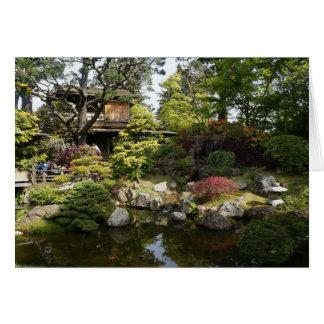 San Francisco Japanese Tea Garden #6 Card