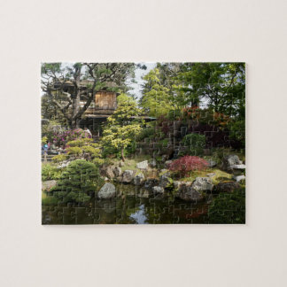 San Francisco Japanese Tea Garden #6 Jigsaw Puzzle