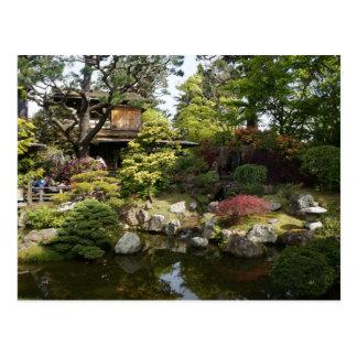 San Francisco Japanese Tea Garden #6 Postcard
