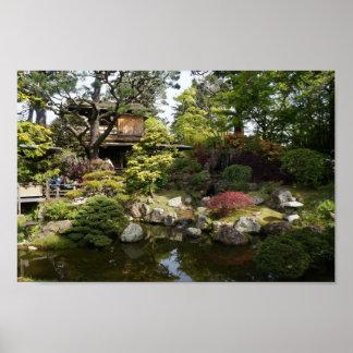 San Francisco Japanese Tea Garden #6 Poster