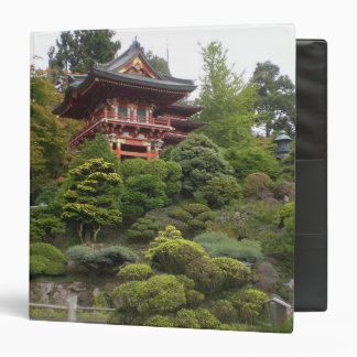 San Francisco Japanese Tea Garden Binder