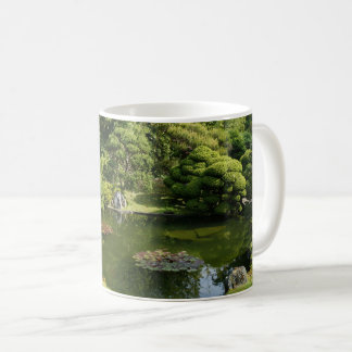 San Francisco Japanese Tea Garden Pond #3 Mug
