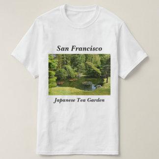 San Francisco Japanese Tea Garden Pond #3 T-shirt