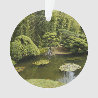 San Francisco Japanese Tea Garden Pond Ornament