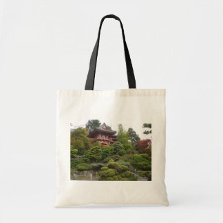 San Francisco Japanese Tea Garden Tote Bag