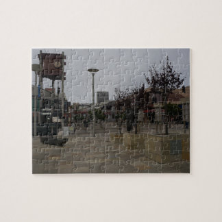 San Francisco Japantown Osaka Way #2 Jigsaw Puzzle