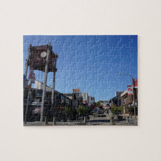 San Francisco Japantown Osaka Way Jigsaw Puzzle