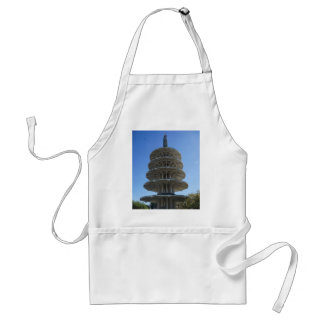 San Francisco Japantown Peace Pagoda Adult Apron