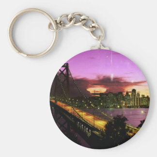San Francisco key-ring Keychain