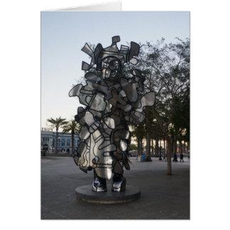 San Francisco LaChiffonniere Sculpture #2 Card