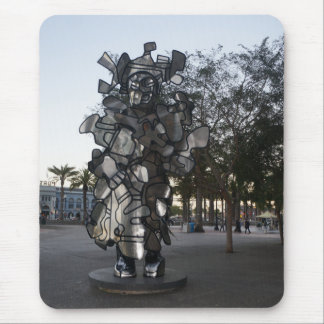 San Francisco LaChiffonniere Sculpture #2 Mousepad