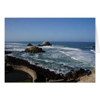 San Francisco Lands End #2 Greeting Card