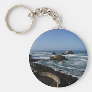San Francisco Lands End Keychain