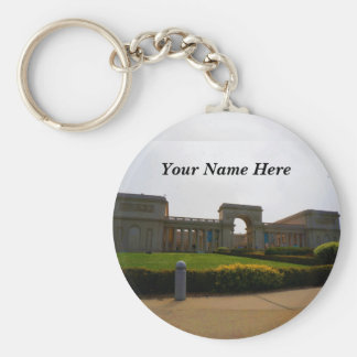 San Francisco Legion of Honor Keychain