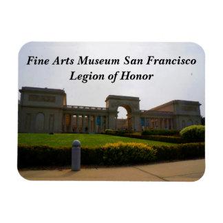 San Francisco Legion of Honor Magnet