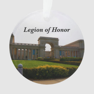San Francisco Legion of Honor Ornament