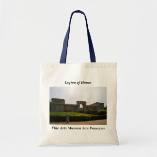 San Francisco Legion of Honor Tote Bag