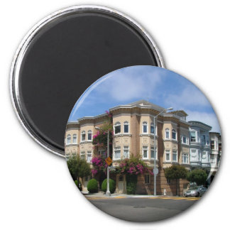 San Francisco Refrigerator Magnets