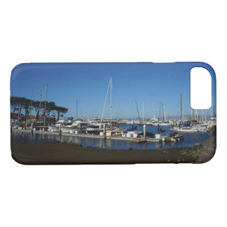 San Francisco Marina Yacht Harbor iPhone 8/7 Case