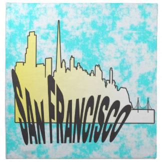 San Francisco Napkin