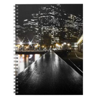 San Francisco Night Notebooks