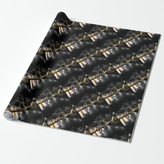 San Francisco Night Wrapping Paper