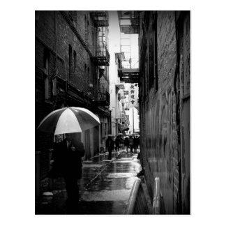 San Francisco Noir Postcard