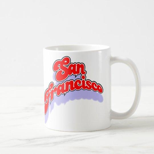 San Francisco openswoop mug