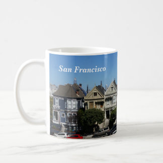 San Francisco Painted Ladies #4 Mug