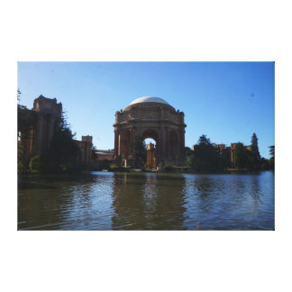 San Francisco Palace of Fine Arts #4 Canvas