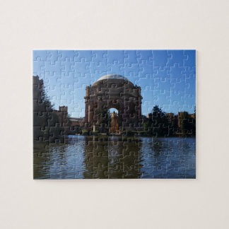 San Francisco Palace of Fine Arts #4 Jigsaw Puzzle