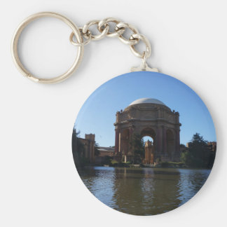 San Francisco Palace of Fine Arts #4 Keychain