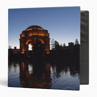San Francisco Palace of Fine Arts Binder