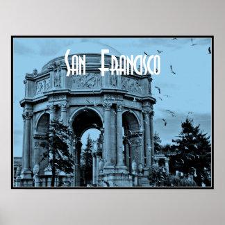 San Francisco Palace of Fine Arts Poster