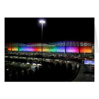 San Francisco Pide Celebration Lighting Card