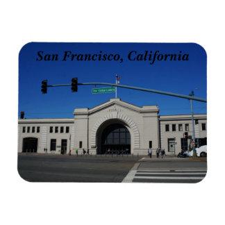 San Francisco Pier 1 #2 Magnet