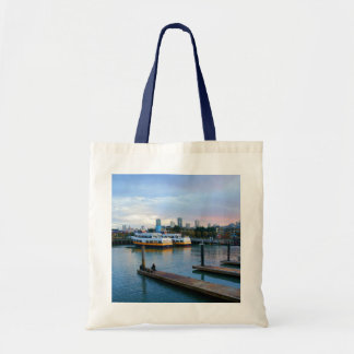 San Francisco Pier 39 #2-1 Tote Bag