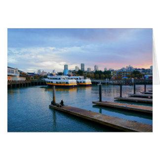 San Francisco Pier 39 #2 Card