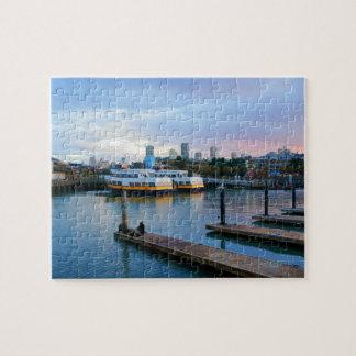 San Francisco Pier 39 #2 Jigsaw Puzzle