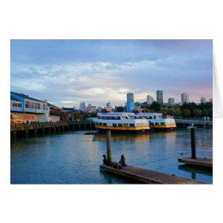 San Francisco Pier 39 #3-1 Card