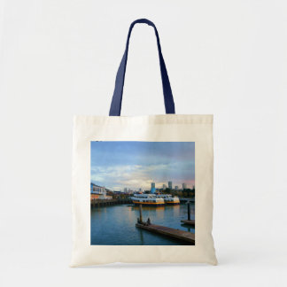 San Francisco Pier 39 #3-1 Tote Bag