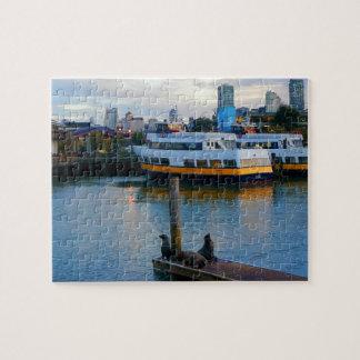 San Francisco Pier 39 #3-2 Jigsaw Puzzle
