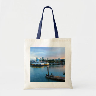 San Francisco Pier 39 #4-1 Tote Bag