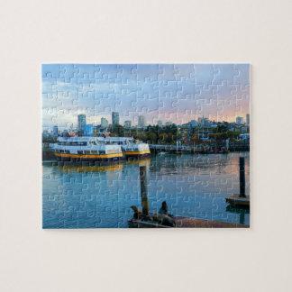 San Francisco Pier 39 #4 JIgsaw Puzzle