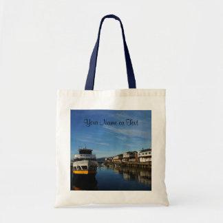 San Francisco Pier 39 #6 Tote Bag