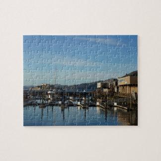San Francisco Pier 39 #8 Jigsaw Puzzle