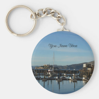 San Francisco Pier 39 #8 Keychain