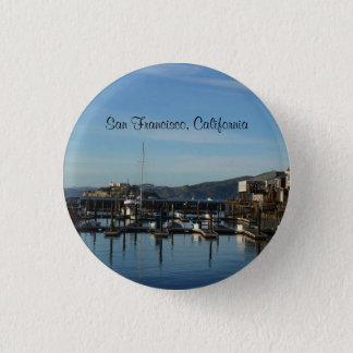 San Francisco Pier 39 #8 Pinback Button