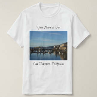 San Francisco Pier 39 #8 T-shirt