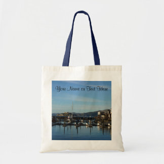 San Francisco Pier 39 #8 Tote Bag
